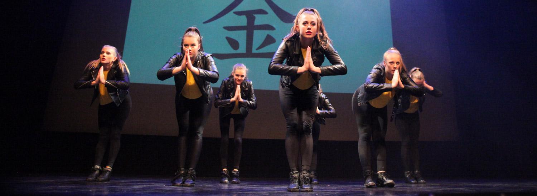 Kix dance