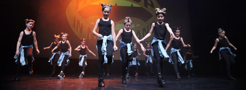 Lesrooster Kix Dance