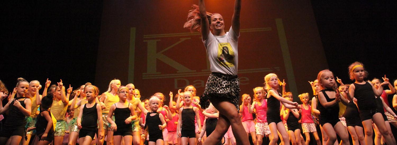 Dansschool Kix dance